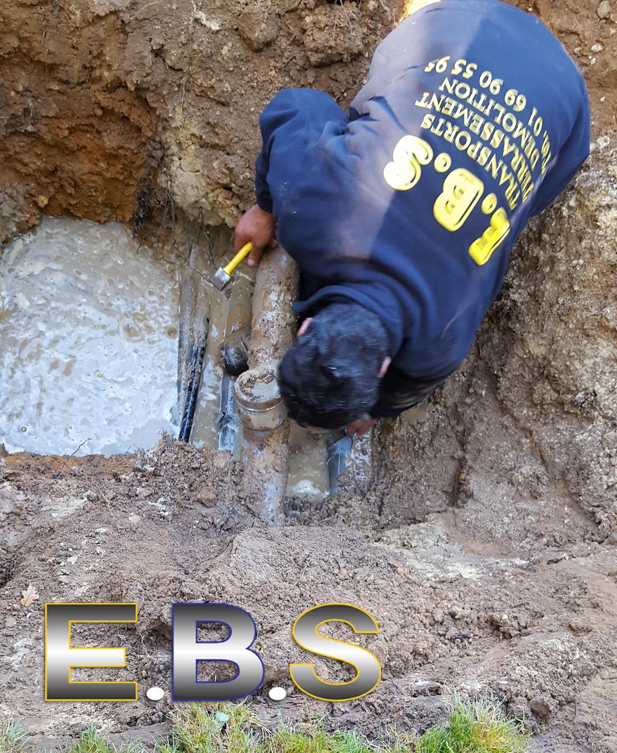 Recherche fuite eau 91